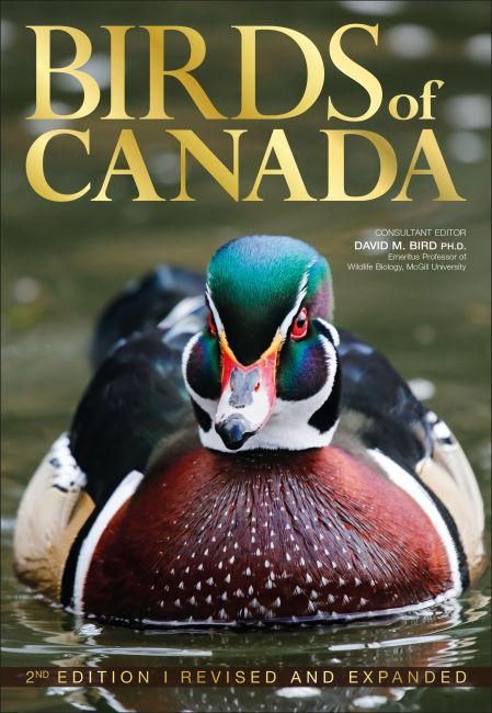 Hardback cover of Birds of Canada 2nd Edition
