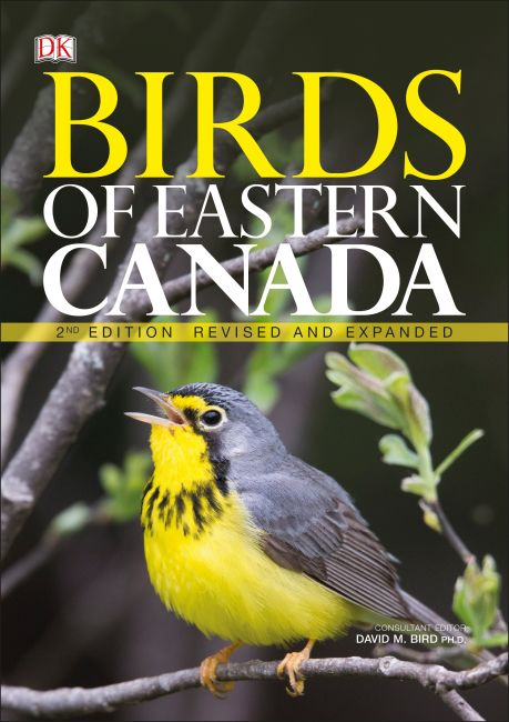 Hardback cover of Birds of Eastern Canada 2nd Edition