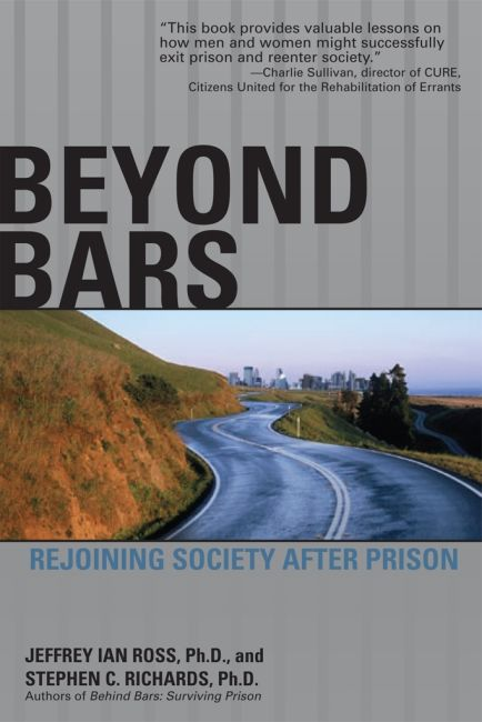 Paperback cover of Beyond Bars