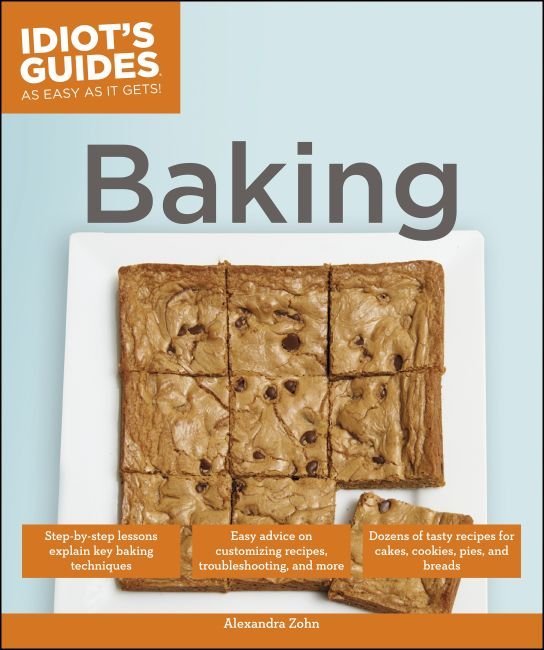 eBook cover of Baking