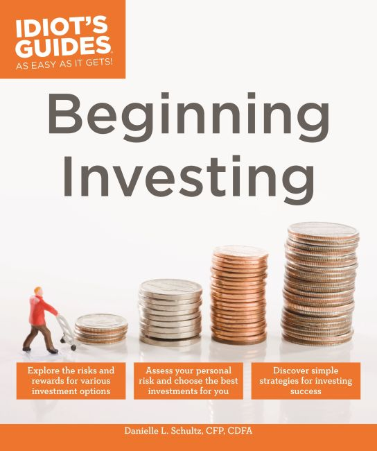 Paperback cover of Beginning Investing