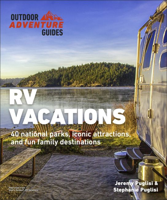 Paperback cover of RV Vacations