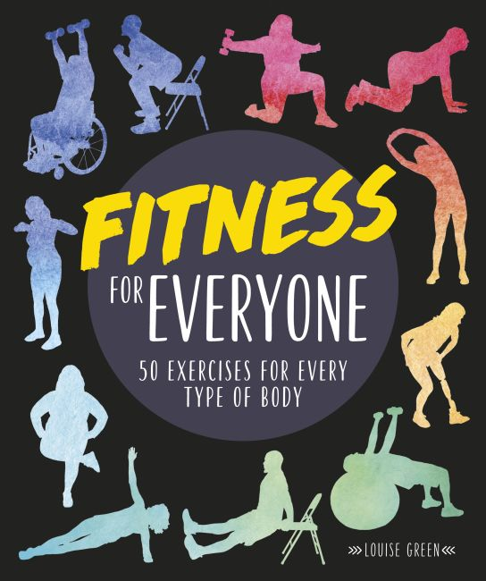 Paperback cover of Fitness for Everyone