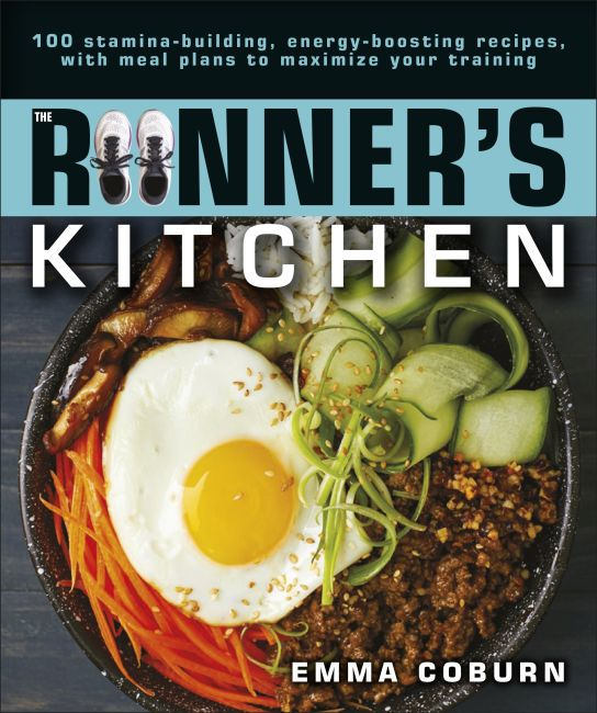 Paperback cover of The Runner's Kitchen