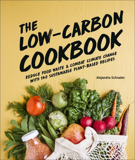 Hardback cover of The Low-Carbon Cookbook & Action Plan