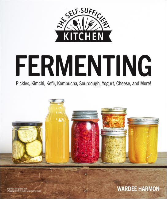 Paperback cover of Fermenting
