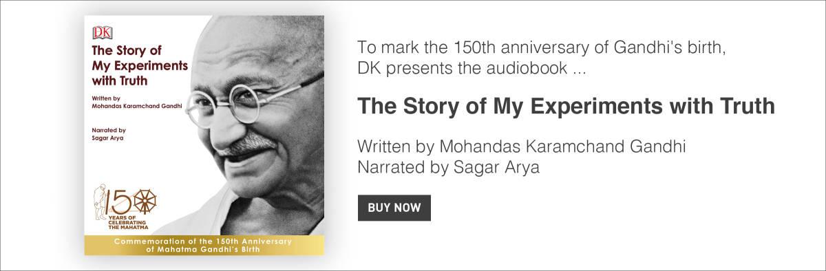 Gandhi Autobiography Audiobook