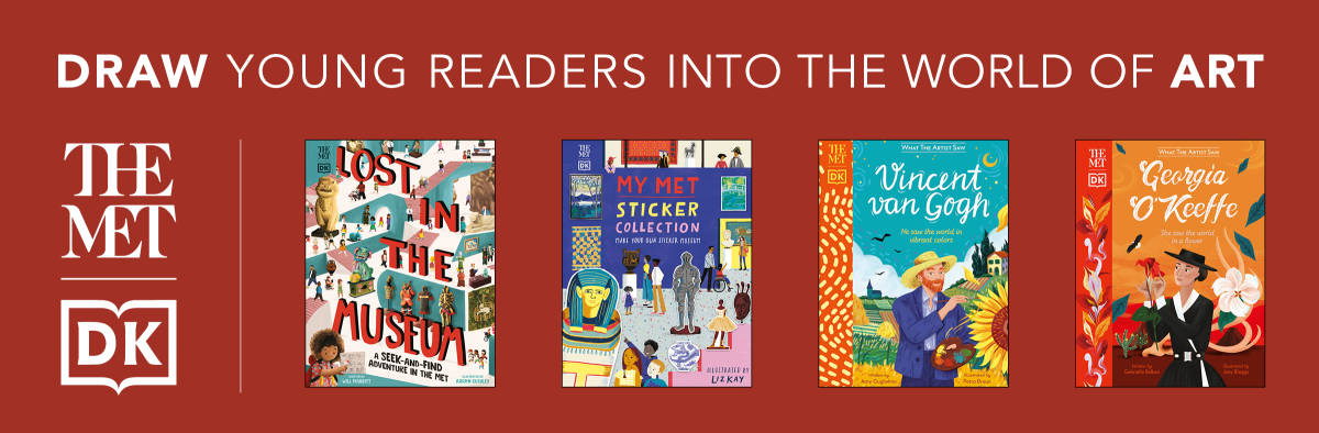 Draw Young Readers Into the World of Art