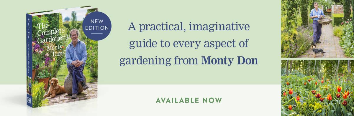 The Complete Gardener Banner