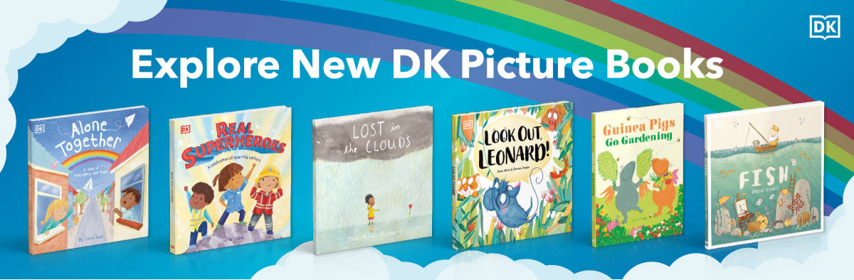 New DK Picture Books