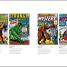 Thumbnail image of Marvel Comics: 75 Years of Cover Art - 1