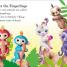 Thumbnail image of DK Readers Level 1: Fingerlings: Meet the Fingerlings - 2