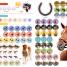 Thumbnail image of Horses and Ponies Ultimate Sticker Book - 4