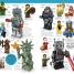 Thumbnail image of LEGO Minifigure Year by Year: A Visual History - 3