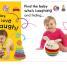 Thumbnail image of Noisy Baby Peekaboo! - 2