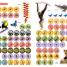 Thumbnail image of Ultimate Sticker Book: Jungle - 4