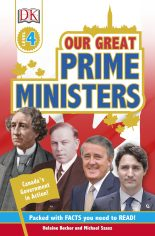 DK Readers Our Great Prime Ministers Level 4