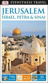 DK Eyewitness Travel Guide Jerusalem, Israel, Petra and Sinai
