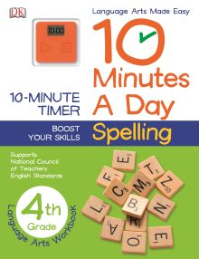 10 Minutes a Day: Spelling, Fourth Grade