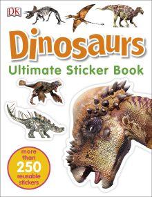 Ultimate Sticker Book: Dinosaurs