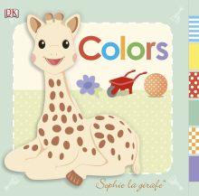 Sophie la girafe: Colors