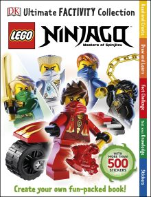 LEGO® Ninjago Ultimate Factivity Collection