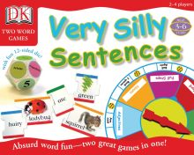 DK Toys & Games: Very Silly Sentences