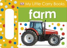 My Little Carry Book: Farm