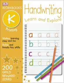 DK Workbooks: Handwriting: Printing, Kindergarten