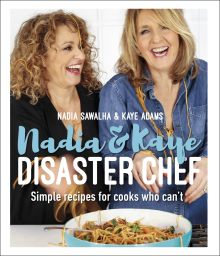 Nadia and Kaye Disaster Chef