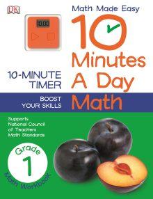 10 Minutes a Day: Math, First Grade