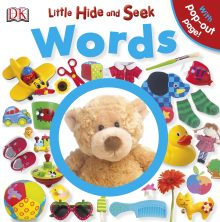 Little Hide and Seek: Words