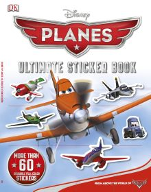 Ultimate Sticker Book: Disney Planes