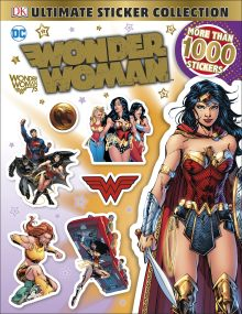 DC Wonder Woman Ultimate Sticker Collection