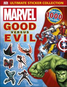 Ultimate Sticker Collection: Marvel Good versus Evil
