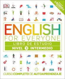 English for Everyone: Nivel 3: Intermedio, Libro de Estudio