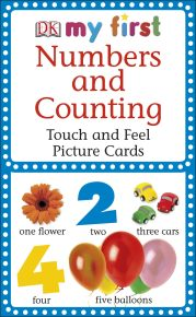 MY 1ST T&F PICTURE CARDS: My First Touch  &  Feel Picture Cards: Numbers  &  Counting
