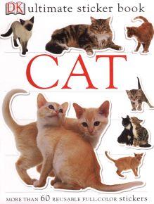 Ultimate Sticker Book: Cat