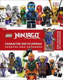 LEGO® Ninjago Character Encyclopedia Updated and Expanded