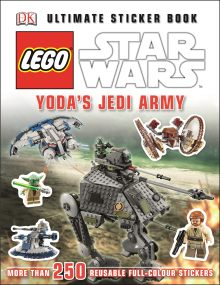 LEGO® Star Wars™ Yoda's Jedi Army Ultimate Sticker Book
