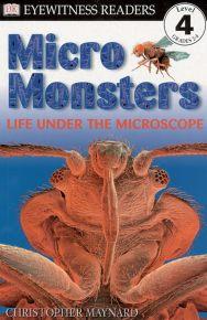 DK Readers L4: Micromonsters