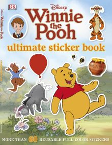 Ultimate Sticker Book: Winnie the Pooh