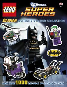 Ultimate Sticker Collection: LEGO® Batman (LEGO® DC Universe Super Heroes)