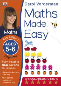 Maths Made Easy Ages 5-6 Key Stage 1 Beginner