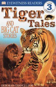 DK Readers L3: Tiger Tales
