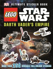 LEGO® Star Wars™ Darth Vader's Empire Ultimate Sticker Book
