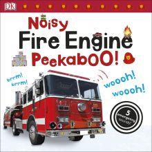 Noisy Fire Engine Peekaboo!
