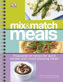 Mix and Match Meals