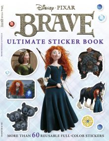 Ultimate Sticker Book: Brave