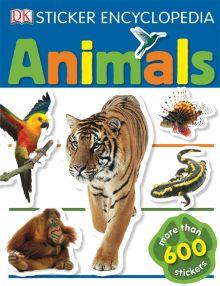 Sticker Encyclopedia: Animals
